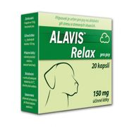 ALAVIS ™ Relax pre psy 150 mg 20 cps.