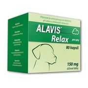 ALAVIS ™ Relax pre psy 150 mg 80 cps.