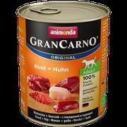 Animonda GranCarno Original Adult hovädzie + kuracie 800 g