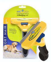 FURminator hrebeň pre veľkých krátkosrstých psov + darčeky zdarma