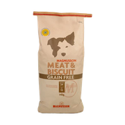 MAGNUSSON Meat&Biscuit GRAIN FREE 14 kg/ EXSP 3/2018