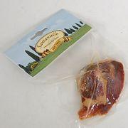 Santaniello Kosť z parmskej šunky Anchetta mäsová mušľa 1 ks