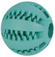 Trixie Denta Fun lopta s mätou 5 cm