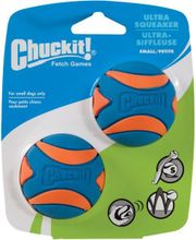 Ultra Squeaker Ball Small 5 cm - 2 ks na karte