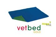 Vetbed® Gold modrý 100 x 150 cm