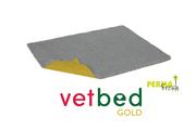 Vetbed® Gold šedý 100 x 150 cm