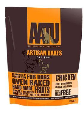 AATU Dog Artisan Bakes Chicken - kuracie 150 g