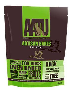 AATU Dog Artisan Bakes Duck - kačacie 150 g