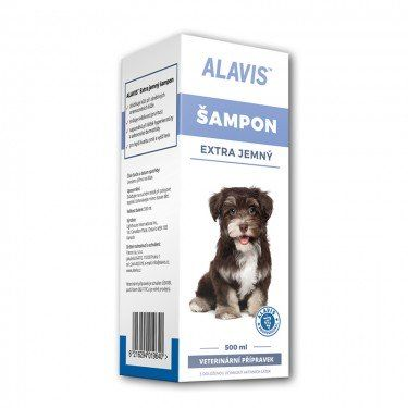 ALAVIS™ Šampon extra jemný 500 ml  / EXSP 10/2019