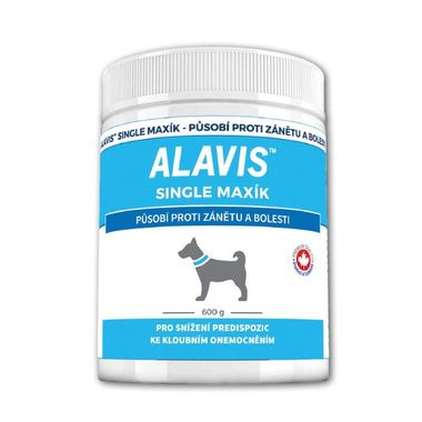 ALAVIS ™ Single Maxik 600 g (plv.)  / EXSP 6/2019