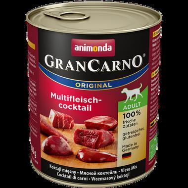 Animonda GranCarno Original Adult multi mäsový koktejl 800 g