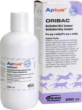Aptus Oribac šampón 250 ml / EXSP 3/2019