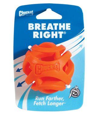 Chuckit! Loptičky Breathe Right - stredná - 6,5 cm, 1 ks