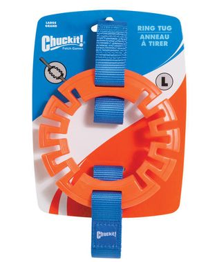 Chuckit! Preťahovadlo - Ring Tug L 12,5 cm