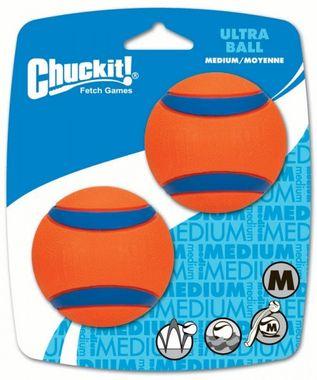 Chuckit! Ultra Ball Medium 6,5 cm 2 ks