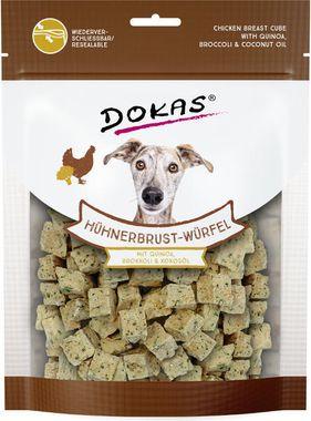 Dokas - Kuracie kocky s quinoa a brokolicou 150 g