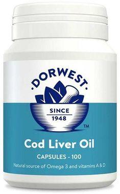 Dorwest - Olej z treščej pečene - 100 kapsúl