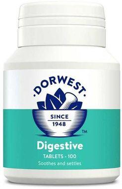 Dorwest - Tablety na trávenie - 100 tbl
