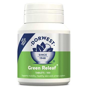 Dorwest - Zeleninové tablety - 100 tbl