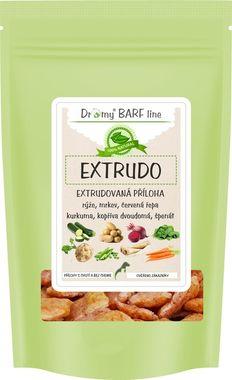 Dromy EXTRUDO Alfalfa fibre 1000 g