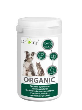 Dromy Organic 400 g + 20% ZDARMA