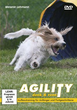 DVD Agility - denk & renn/Melanie Lehmann