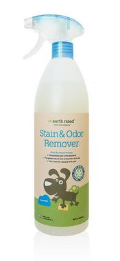 Earth Rated Odstraňovač škvŕn a zápachu - 946 ml bez vône