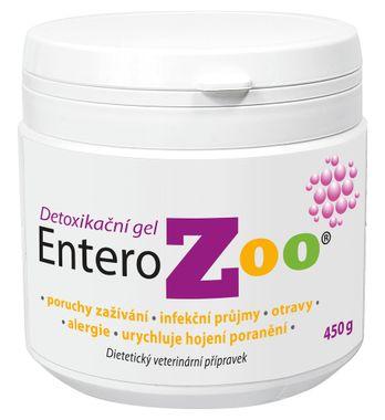 EnteroZOO detoxikačný gél 450 g