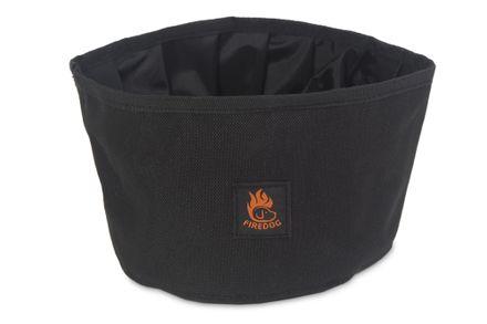 Firedog Cestovná miska 2,0 L čierna