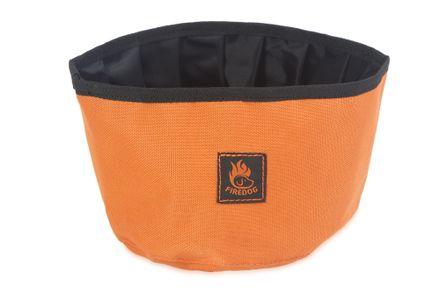 Firedog Cestovná miska 2,0 L oranžová