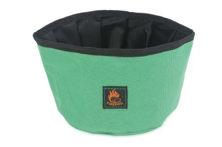 Firedog Cestovná miska 2,0 L zelená