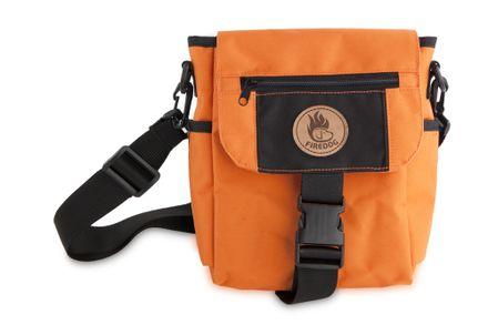 Firedog Mini Dummytaška DeLuxe oranžová/čierna