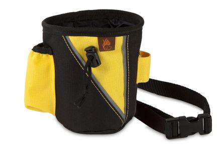 Firedog Pamlsovník malý čierny/žltý