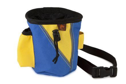 Firedog Pamlsovník malý modrý/žltý