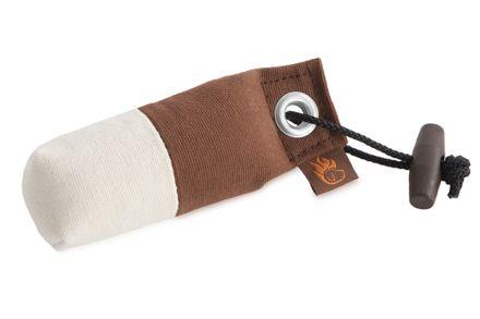 Firedog Pocket dummy marking 80 g hnedý/biely