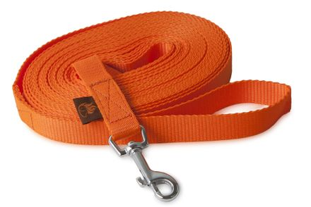 Firedog Stopovačka 20 mm klasická karabína 10 m oranžová