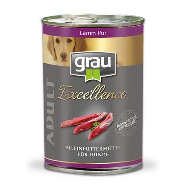 Grau Excellence ADULT Jahňacie mäso čisté 400 g