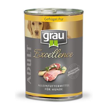 Grau Excellence ADULT Kuracie mäso čisté 400 g