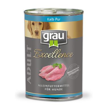 Grau Excellence ADULT Teľacie mäso čisté 400 g