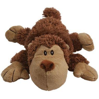Kong plyš M Cozie opica Spunky