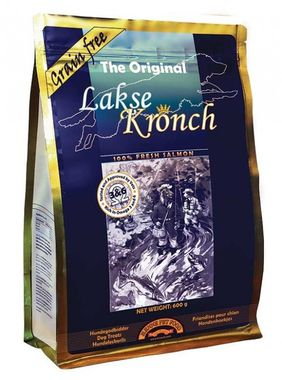 Kronch Lakse Original 100% lososová pochúťka 600 g / EXSP 3/2019