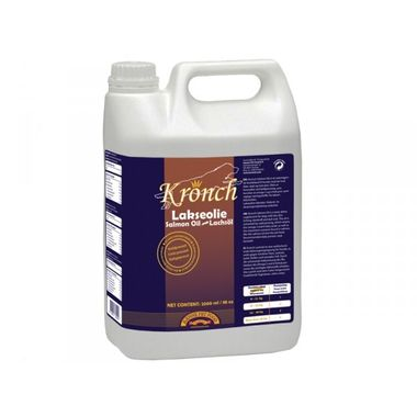 Kronch lososový olej pre psov 2500 ml