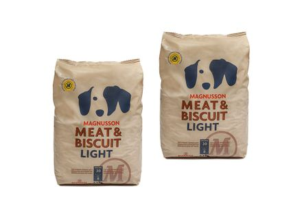 MAGNUSSON Meat&Biscuit LIGHT 2 x 4,5 kg dvojbalenie