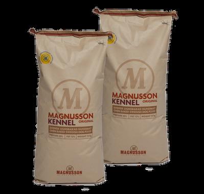 MAGNUSSON Original KENNEL 2 x 14 kg dvojbalenie