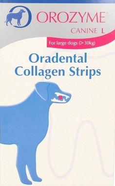 Orozyme Oradental žuvacie plátky L - pre veľké plemená (>30 kg), 141 g