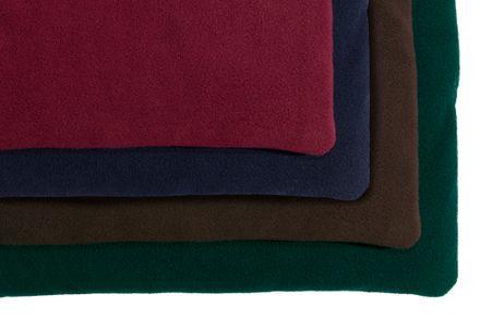 Protišmyková fleece podložka L hnedá