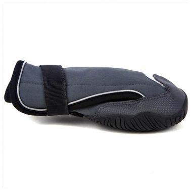 Topánočka ochranná  Hurtta Outback Boots XL čierna (2 ks)