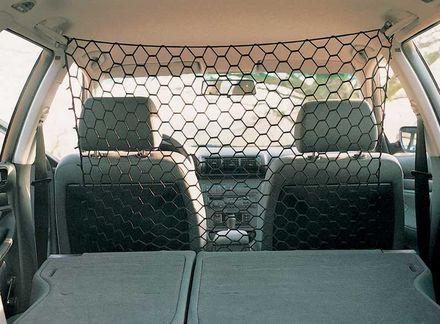 Trixie Bezpečnostná sieť do auta 1 x 1 m