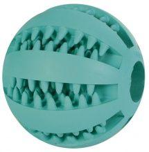 Trixie Denta Fun lopta s mätou 6 cm