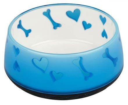 Trixie Lovely Dog miska ťažká plastová 0,6 l/15 cm